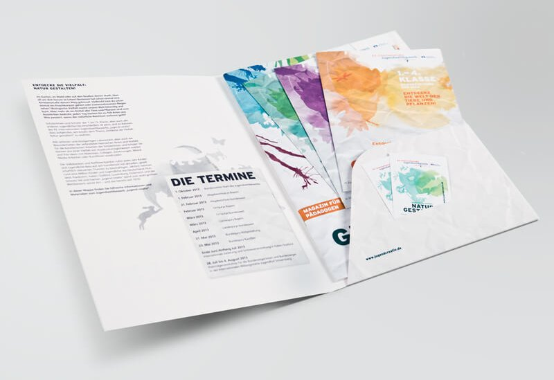 jugendwettbewerb Corporate Design